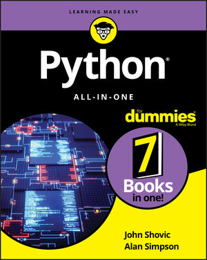 Download Python All in One for Dummies ebook